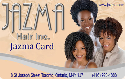 SalonPoints And Gift Cards By Jazma | Toronto