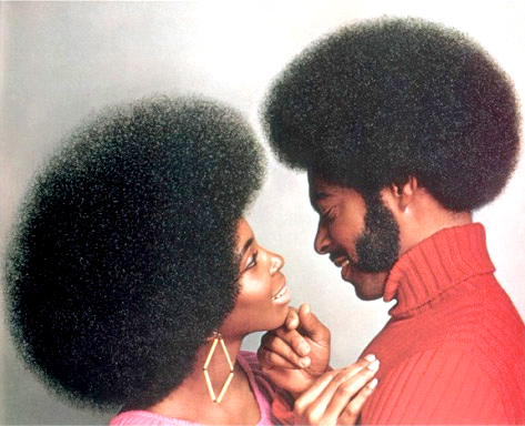 Afro Hair Styles. It was in the mid 60s that Negroes made the leap to being